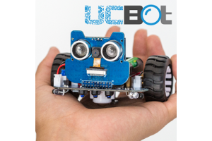 We Upgrade Our Arduino Robot to New Wireless Car Kit as AI Toy for Kids for STEM Learning Projects, Inspired by Arducam IoTai