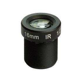 "Arducam 1/2"" M12 Mount 16mm Focal Length Camera Lens M2016ZH01"