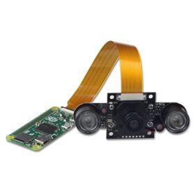Arducam for Raspberry Pi NOIR 5MP OV5647 Camera Module Motorized IR-CUT Filter for Daylight and Night vision Support Pi Zero Pi3 Pi B/2B/ B/B+/A