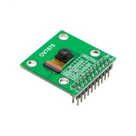 640X480 0.3 MP Mega Pixel Lens OV7675 CMOS Camera Module with Adapter Board