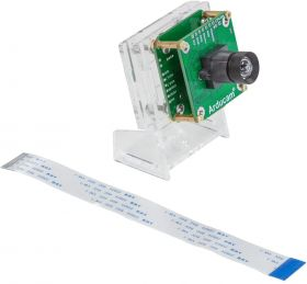 Arducam Full HD Color Global Shutter Camera for Raspberry Pi, 2.3MP AR0234 Wide Angle Pivariety Camera Module