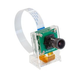 Arducam for Raspberry Pi Ultra Low Light Camera, 1080P HD Wide Angle Pivariety Camera Module Based on 1/2.8Inch 2MP STARVIS Sensor IMX462, Compatible with Raspberry Pi ISP and Gstreamer Plugin