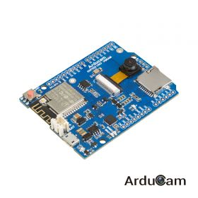 Arducam IoTai ESP32 CAM WiFi Bluetooth PSRAM Development Board with Camera Module OV2640