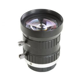 Arducam C-Mount Lens for Raspberry Pi High Quality Camera, 5mm Focal Length with Manual Focus and Adjustable Aperture