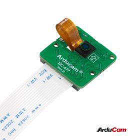 Arducam OV7251 0.3MP Global Shutter Monochrome IR Sensitive Camera Module (NoIR) for Raspberry Pi 4/3B+/3