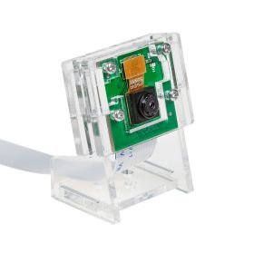 Arducam for Raspberry Pi Camera Module with Case, 5MP 1080P for Raspberry Pi 3, 3 B+ and More
