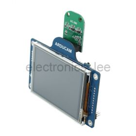 Arducam LF Shield V2 + Camera Module + 3.2 Inch LCD for Arduino UNO Mega2560 DUE