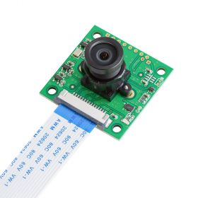 Arducam NOIR 8 MP Sony IMX219 camera module with M12 lens LS1820 for Raspberry Pi 4/3B+/3