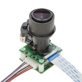 Arducam PTZ Pan Tilt Zoom Camera Controller for Raspberry Pi 4/3B+/3 - Sensor/Camera Board NOT Included