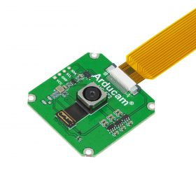 Arducam 16MP Pi Camera 4K, IMX298 for Raspberry Pi Camera, MIPI Camera Module, Plugged into Native MIPI CSI-2 Port on Raspberry Pi