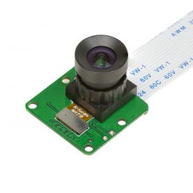 Arducam IMX219 Low Distortion M12 Mount Camera Module for NVIDIA Jetson Nano, Raspberry Pi Compute Module 4, 3+, 3