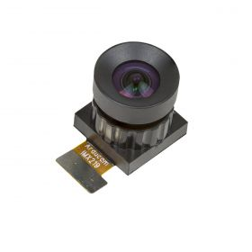 Arducam 8MP M12 Lens Drop-in Replacement for Raspberry Pi Camera Module V2, IMX219 Sensor with Low Distortion Lens, 70 Degrees FoV Horizontal