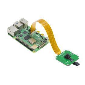Arducam 2MP Global Shutter OV2311 Monochrome Camera Modules for Raspberry Pi
