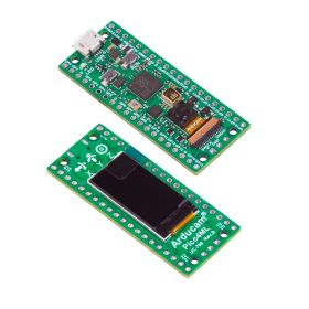 Arducam Pico4ML TinyML Dev Kit: RP2040 Board w/ QVGA Camera, LCD Screen, Onboard Audio, Reset Button & More