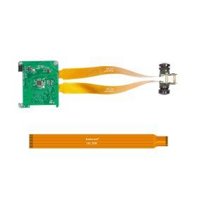 Arducam 8MP Synchronized Stereo Camera Bundle Kit for Raspberry Pi With Fisheye Lens Pivariety