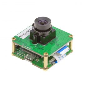 Arducam 18MP USB Camera Evaluation Kit - CMOS AR1820HS 1/2.3−inch Color Camera with USB2 Camera Shield (Rev.E - Support MIPI Interface Sensors)