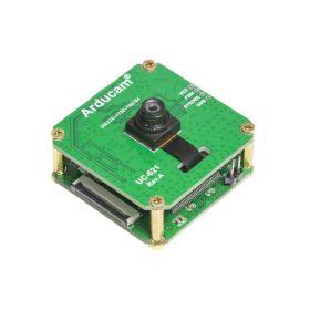 Arducam 2MP Global Shutter USB Camera Evaluation Kit - OV2311 1/2.9-inch Monochrome Camera Module with USB2 Camera Shield (Rev.E) for Raspberry Pi