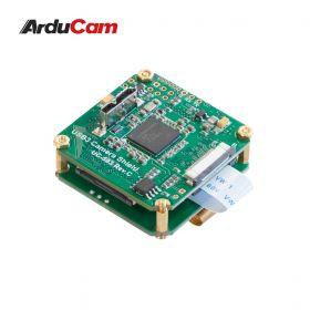 Arducam OV9281 1MP Global Shutter USB Camera Evaluation Kit - 1/4-inch Monochrome M12 NoIR Camera Module with USB3.0 Camera Shield Plus