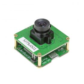 Arducam 10MP USB Camera Evaluation Kit - CMOS MT9J001 1/2.3-Inch Monochrome Camera Module with USB2 Camera Shield