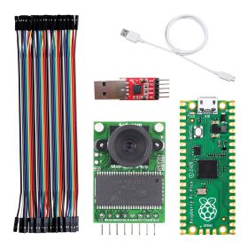 UCTRONICS Tiny Machine Learning Person Detection Bundle for Raspberry Pi Pico *(Discontinued)