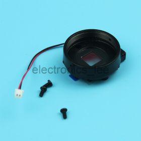 IR CUT CS Mount Lens 8Mp HP Dual Filter Switcher for IPC AHD Camera Module #2