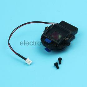 IR CUT M12 Mount Lens 8Mp HP Dual Filter Switcher For IPC AHD Camera Module #2