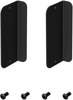 UCTRONICS Blank Covers for Raspberry Pi 2U Rackmount, 2-Pack