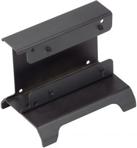 """UCTRONICS NAS Bracket for Raspberry Pi, Full Metal Vertical Stand for Dual 2.5"""" SSDs and Raspberry Pi 4, 3B/3B+ and Other B Models"""