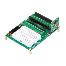 UCTRONICS Pico Machine Learning Kit, Base Board and HM01B0 QVGA Camera for Raspberry Pi Pico TensorFlow Lite Micro Examples and Electronic Learning
