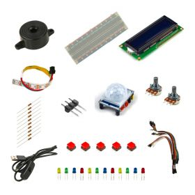 UCTRONICS Starter Kit for Raspberry Pi Pico Official Starter Book (Get Started with MicroPython on Raspberry Pi Pico)
