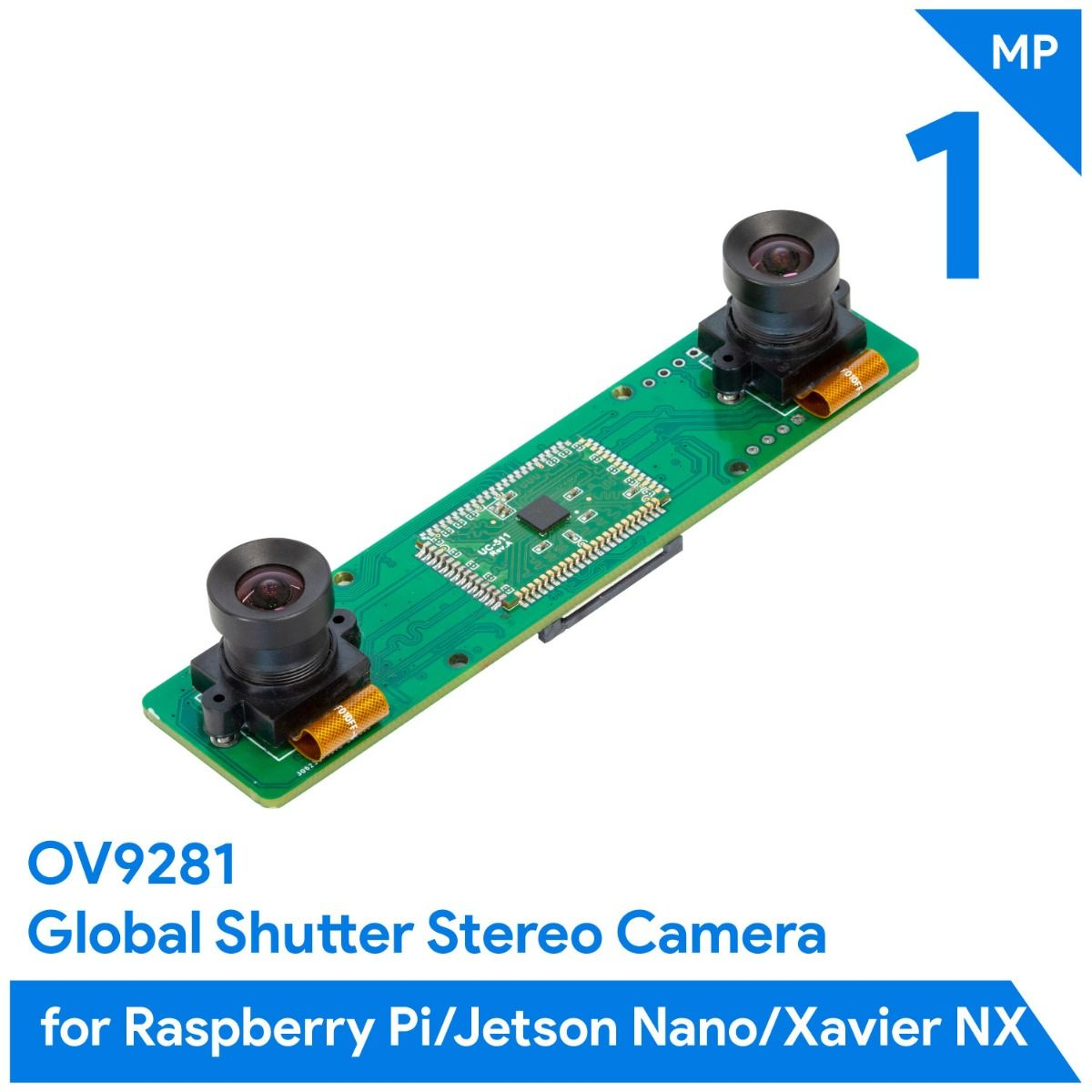 Arducam 1MP*2 Stereo Camera MIPI Module