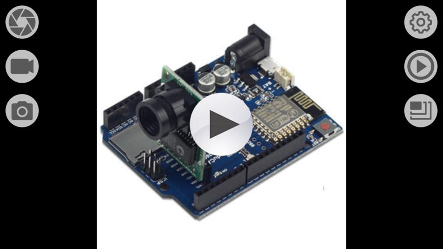 SKU:B0067)Arducam Mini module Camera Shield w/ 2 MP OV2640 for