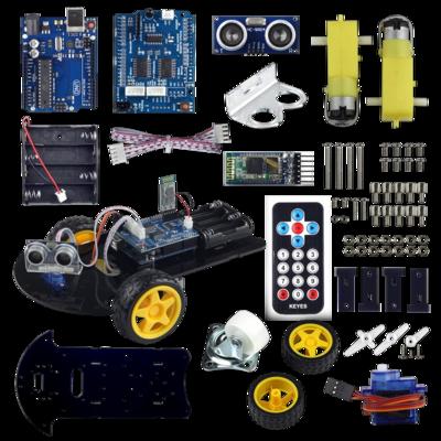 Smart-Robot-Car-Arduino - UCTRONICS